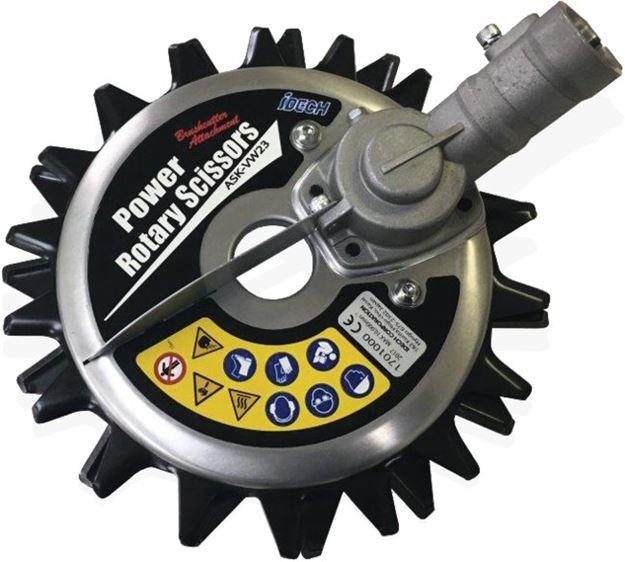 Image sur Réciprocator et tête de coupe ASK-VW23