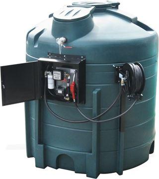 Image de Cuve de stockage fioul 6000 litres