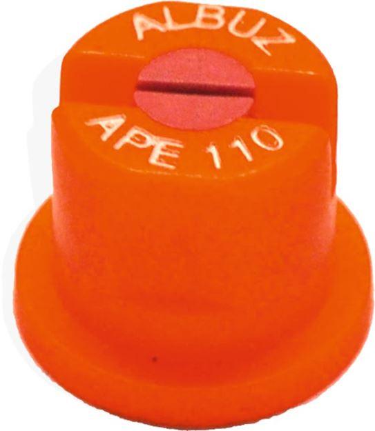 Image sur BUSE À FENTE APE 110° orange