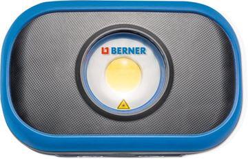 Image de Mini projecteur LED 10W + câble et chargeur 230V