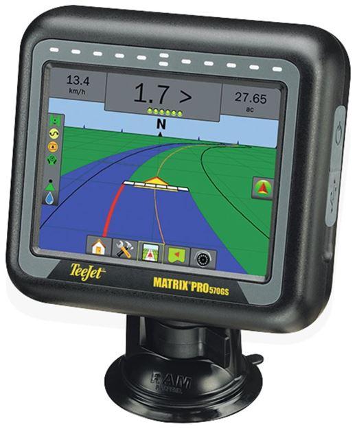 Image sur Système de guidage par GPS