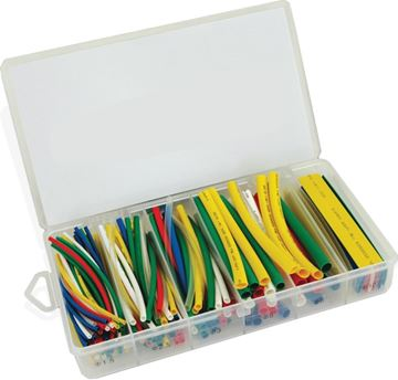 Image de Coffret de gaines thermo-rétractables