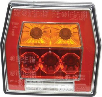 Image de Feu arrière à LED 4 fonctions